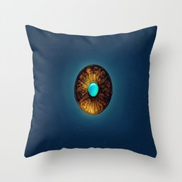 Amulet of Samarkand Throw Pillow