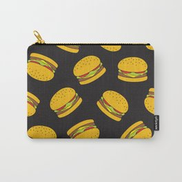 Burger Pattern  Everett co Carry-All Pouch