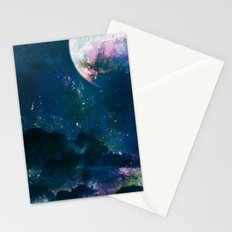 5pace 4bstarct Stationery Cards