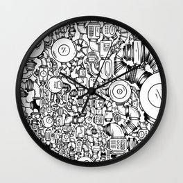Contraptions 1 Wall Clock