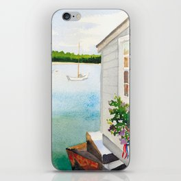 By the Sea iPhone Skin