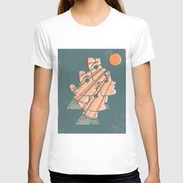 Look Towards the Light T-shirt