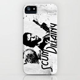 Scum & Villainy iPhone Case