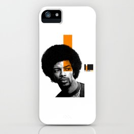 GIL SCOTT HERON iPhone Case