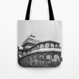 Crystal Palace Tote Bag