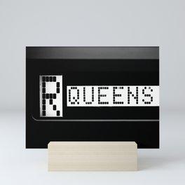 NYC lately 34 Mini Art Print