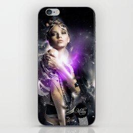 Milky iPhone Skin