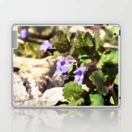 Ground Ivy 03 Laptop & iPad Skin