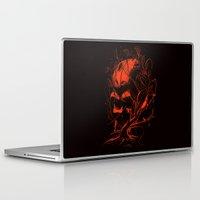 vader Laptop & iPad Skins featuring VADER by nicebleed