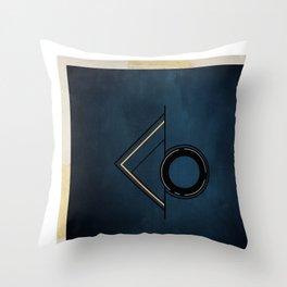 PJP/47 Throw Pillow