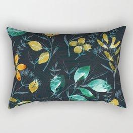floral ni Rectangular Pillow
