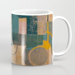 Mountain Bike Coffee Mug