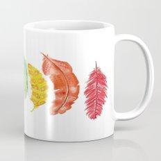 Chakra Feathers Mug