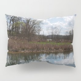 Oh to reflect Pillow Sham