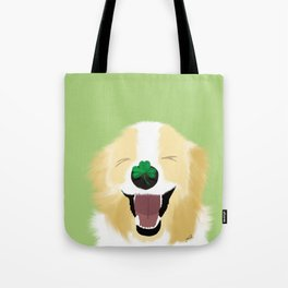 It's A Happy Dog Life Tote Bag