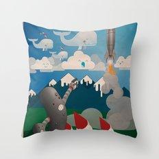 Meet Raveland 02 Throw Pillow