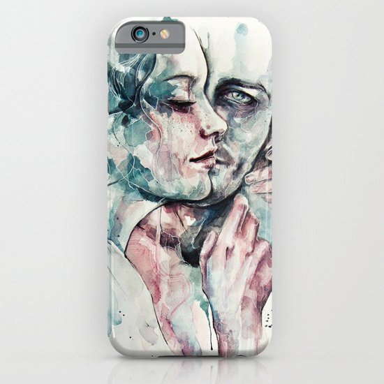 forever yours freckles iPhone & iPod Case