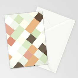 Woven Ice Cream Stationery Cards