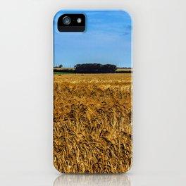 Happisburgh Landscape Norfolk iPhone Case