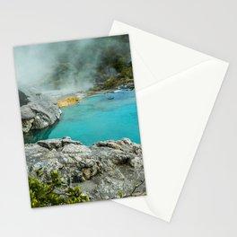 Rotorua Hot Springs Stationery Cards