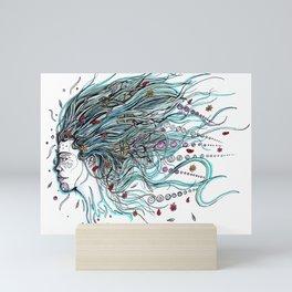 Flowing Dreams Mini Art Print