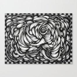 Headache_3 Canvas Print