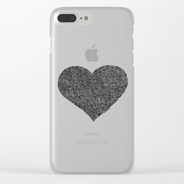hidden image #20 Clear iPhone Case