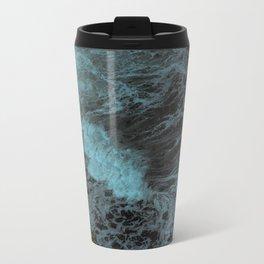 Feel the waves Travel Mug