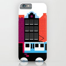 Postcards from Amsterdam / Tram Slim Case iPhone 6s
