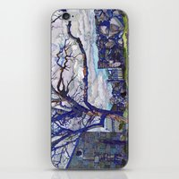 third time's the charm iPhone & iPod Skin