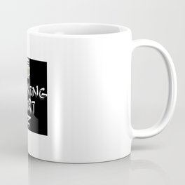 DRINKING SHIRT Coffee Mug