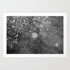 Transparency Art Print
