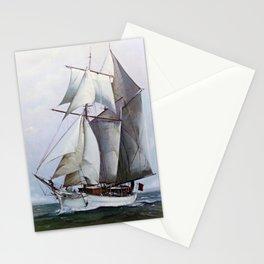 La Belle Poule Stationery Cards
