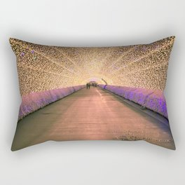 Winter illumination Rectangular Pillow