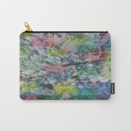 Absract colored painting 2 Carry-All Pouch