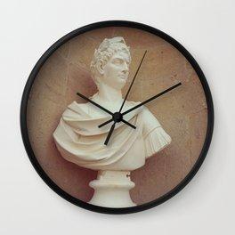 Roman Statue Bust Wall Clock