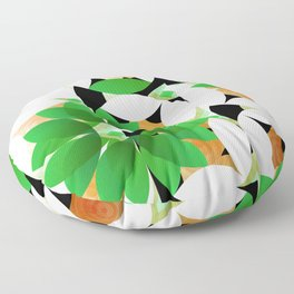 natures pace Floor Pillow