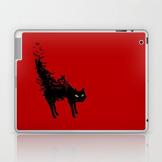 Freaking Meow Laptop & iPad Skin