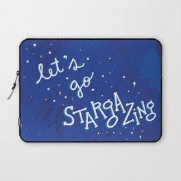 Let's Go Stargazing Laptop Sleeve