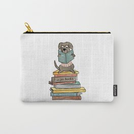 B is for Books Carry-All Pouch