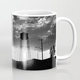 The Mill (Black & White) Coffee Mug