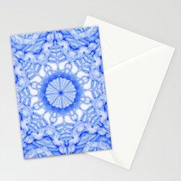 Mehndi Ethnic Style G334 Stationery Cards