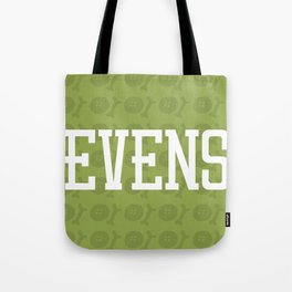 Evens (pattern 2) Tote Bag