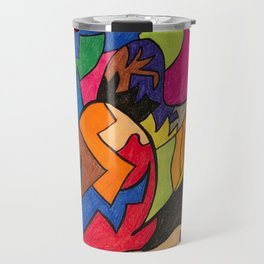 Lost In Limes Travel Mug