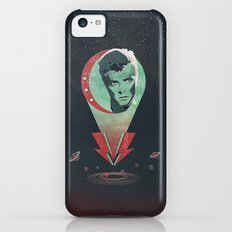 Far Above the Moon iPhone 5c Slim Case
