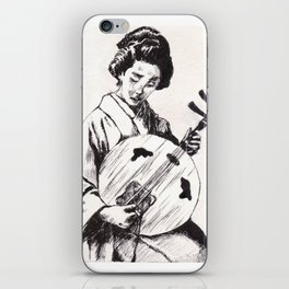 Musician iPhone Skin