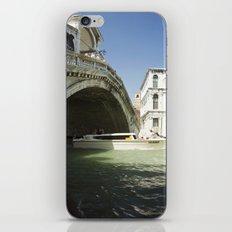 italy - venice - widescreen_604-606 iPhone & iPod Skin