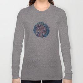 Level Watercolor Long Sleeve T-shirt