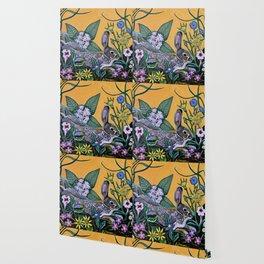 Rabbit Kickin' Back Wallpaper