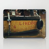 liverpool iPad Cases featuring That's Liverpool not Liverpoo =) by Mark Bagshaw Photography
